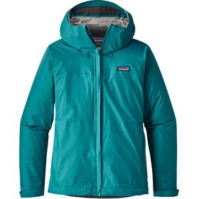 Patagonia W's Torrentshell Jacket Elwha Blue